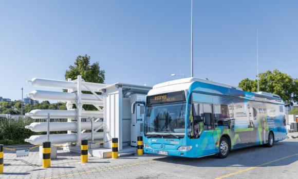 Linde: Hydrogen goes 'public'