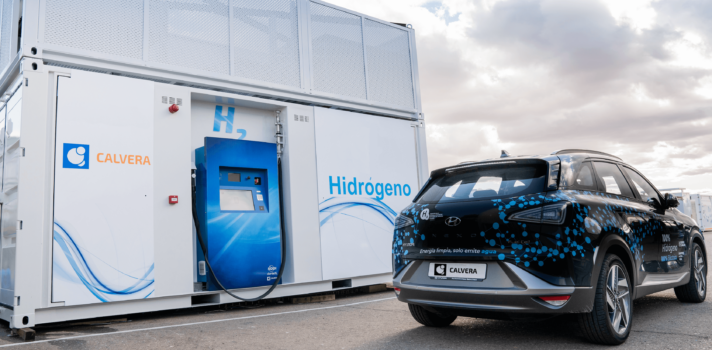 Calvera primed to answer the challenges in hydrogen compression