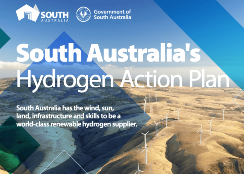 South Australia Government releases hydrogen plan to international experts