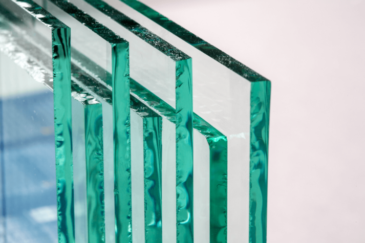Pilkington UK produces architectural glass at a facility powered by hydrogen