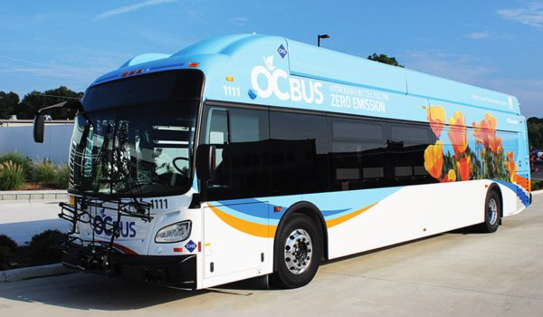 A road map for zero emission, fuel cell electric buses in California