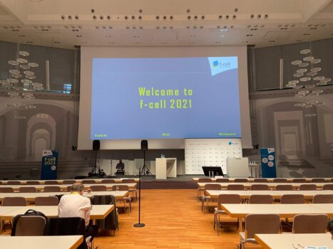 f-cell Stuttgart 2021 highlights Germany's hydrogen prowess and potential
