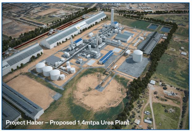Strike Energy eyes green hydrogen for WA fertiliser facility