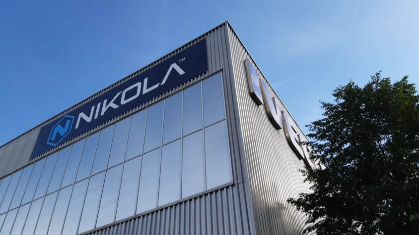 Iveco, Nikola inaugurate German facility that will manufacture Nikola Tre