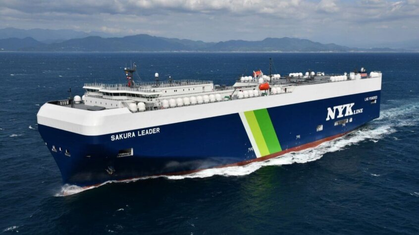 BP, NYK Line to collaborate on future fuels like hydrogen in bid to decarbonise hard-to-abate sectors