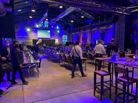 f-cell Stuttgart 2021 recognises hydrogen innovation at awards ceremony