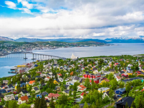Hydrogen-based maritime fuel to be produced in Tromsø, Norway
