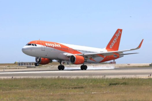 easyJet CEO calls on government to support green hydrogen in aviation