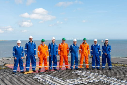 New offshore green hydrogen project unveiled for the North Sea
