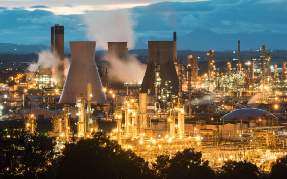 INEOS to invest £1bn to implement hydrogen into Grangemouth