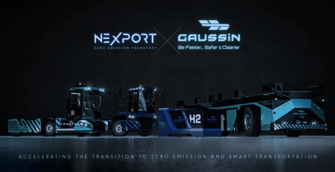 Gaussin hydrogen vehicles enter the Oceania market