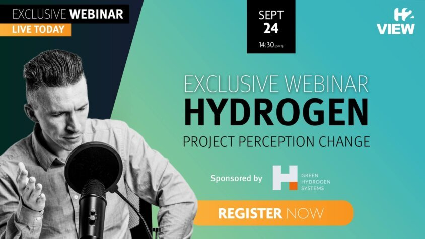 Dispelling myths and changing the perception: Hydrogen is not only safe, but very effective