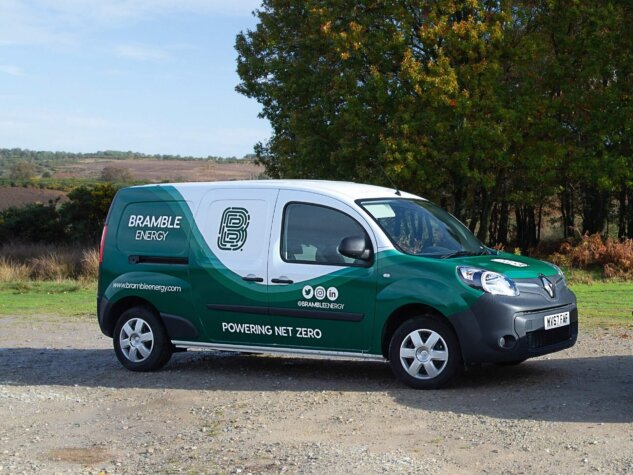Bramble Energy, MAHLE Powertrain to install a hydrogen fuel cell into a Renault Kangoo ZE