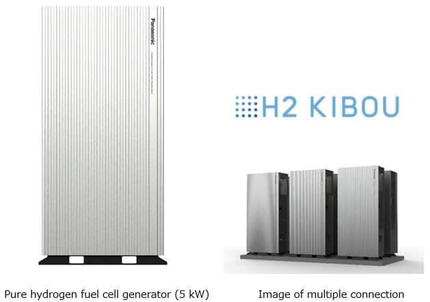 Panasonic launches 5kW hydrogen generator