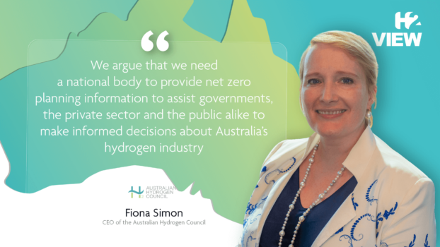Australian Government action holds the key to unlocking hydrogen's value