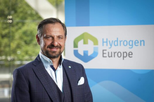 Jorgo Chatzimarkakis: Hydrogen will be a commodity by 2035