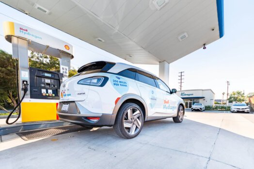 'We are pushing very hard to make this happen': Shell talks hydrogen stations, standardisation and scaling up