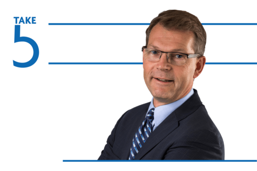 Take 5: An interview with… Wido Westbroek, General Manager – Fuel Cells at Cummins