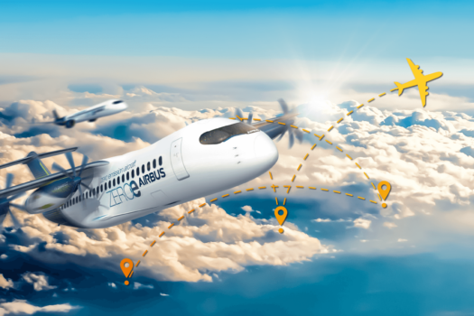 A seismic shift for aviation: Airbus sets its sights on hydrogen powering the future of aircraft