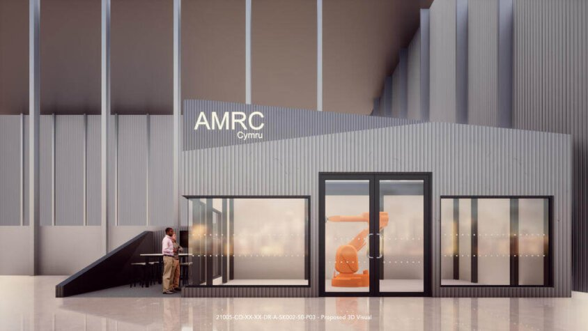 AMRC focuses on scaling fuel cell production with £600,000 HEPS testbed