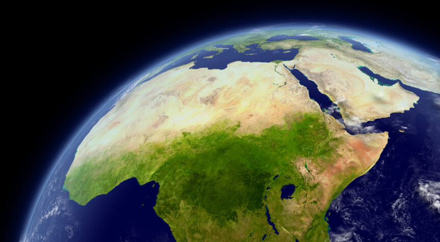 North Africa's green hydrogen production and export potential discussed at IRENA's virtual event