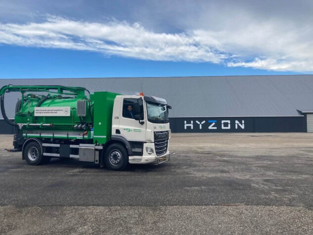 Hyzon to double hydrogen truck production in the Netherlands