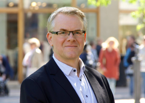 Take 5 with… Björn Aronsson, Managing Director of Hydrogen Sweden