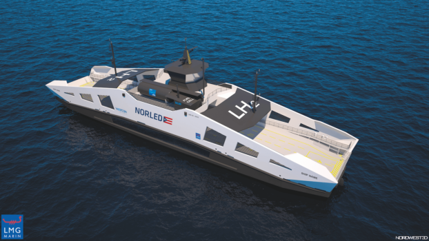 Norled: Fast ferries, fast-forwarding to green ferries