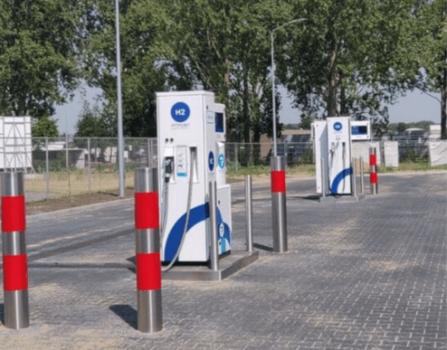 PitPoint opens hydrogen station in Arnhem