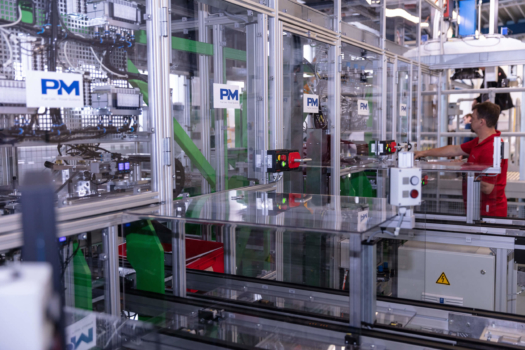 Proton Motor commissions fuel cell stack production facility in Germany