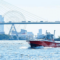 'World's first' high-pressure ship refuelling with hydrogen completed in Osaka, Japan