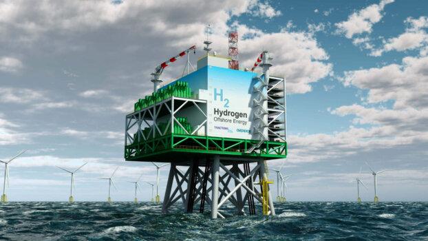 Tractebel unveils green hydrogen platform