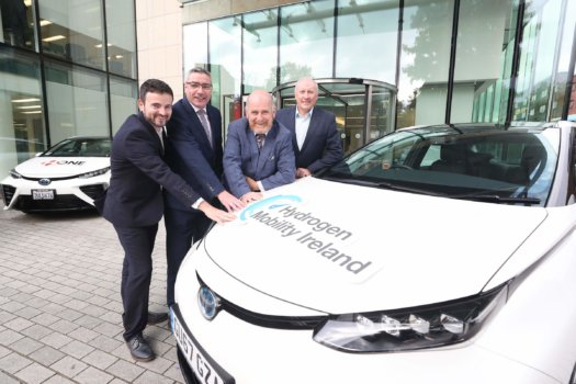 GenComm supports Irish hydrogen goals