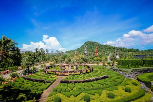 Thailand botanical garden demonstrates hydrogen