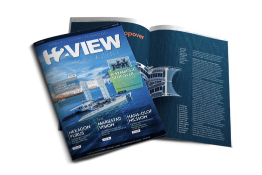 H2 View - Issue #1