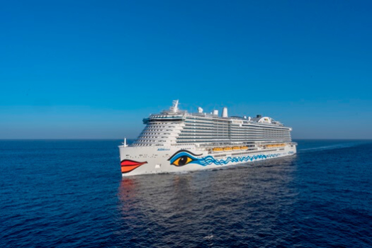 AIDA Cruises to test powering ships by hydrogen