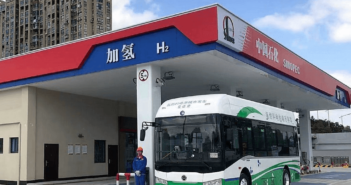 First hydrogen station opens in Zhejiang Province, China