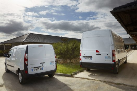 Renault to introduce first hydrogen light commercial vehicles