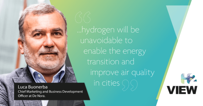 Exclusive: Hydrogen unavoidable to enable the energy transition