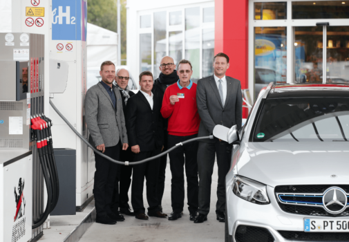 Bad Homburg opens 76th hydrogen station in Germany