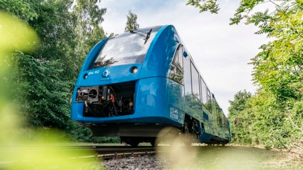 Alstom to test hydrogen train in the Netherlands