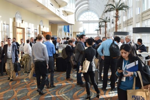 Fuel Cell Seminar & Energy Exposition starts today