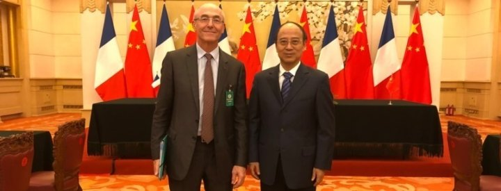 Air Liquide and Sinopec sign MoU