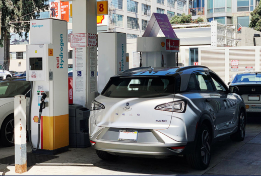 San Francisco's first hydrogen station opens