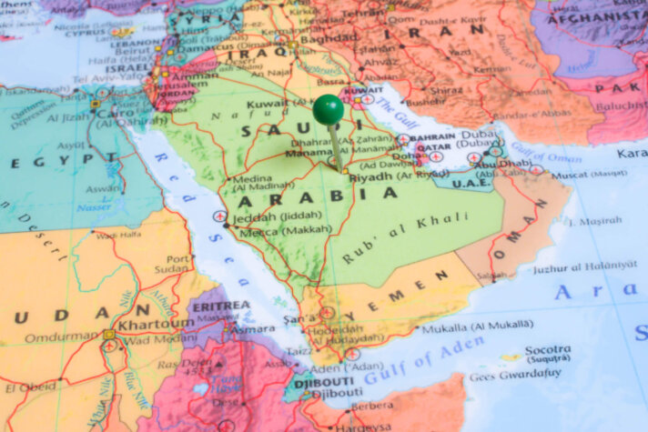 Aramco, Air Products and ACWA to invest $12bn in new hydrogen and power project in Saudi Arabia