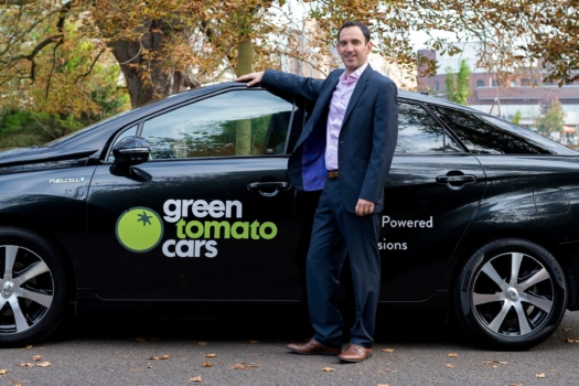 More hydrogen cars for London car service