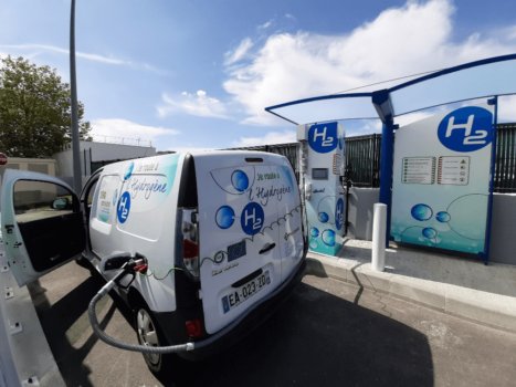 Haskel relocates two hydrogen stations