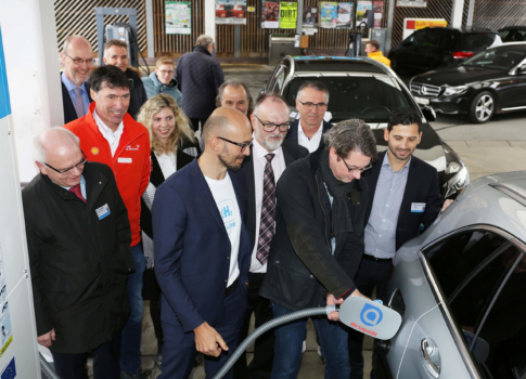 New hydrogen station for Germany