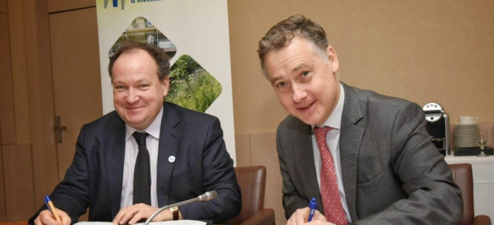 Hydrogen Council and EIB sign advisory agreement