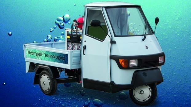 Bertrandt to trial hydrogen vehicle
